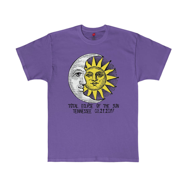 Tennessee Total Eclipse of The Sun 2017 T-Shirt Graphic Tee