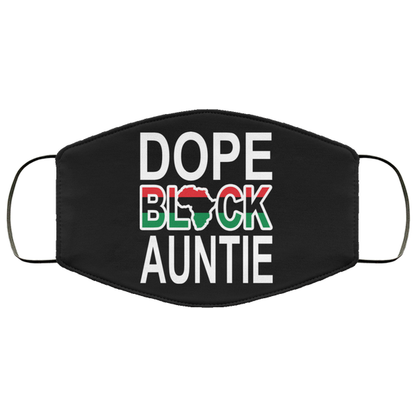 FMA Face Mask Dope Black Auntie Africa