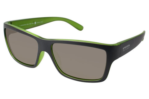 Sperry Top-Sider Unisex Southhold Polarized Sunglasses Grey/Green