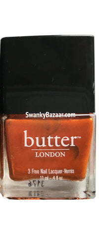 Butter London 11 ml - .4 fl oz Full Size Nail Polish/Lacquer in Sunbaker - Swanky Bazaar