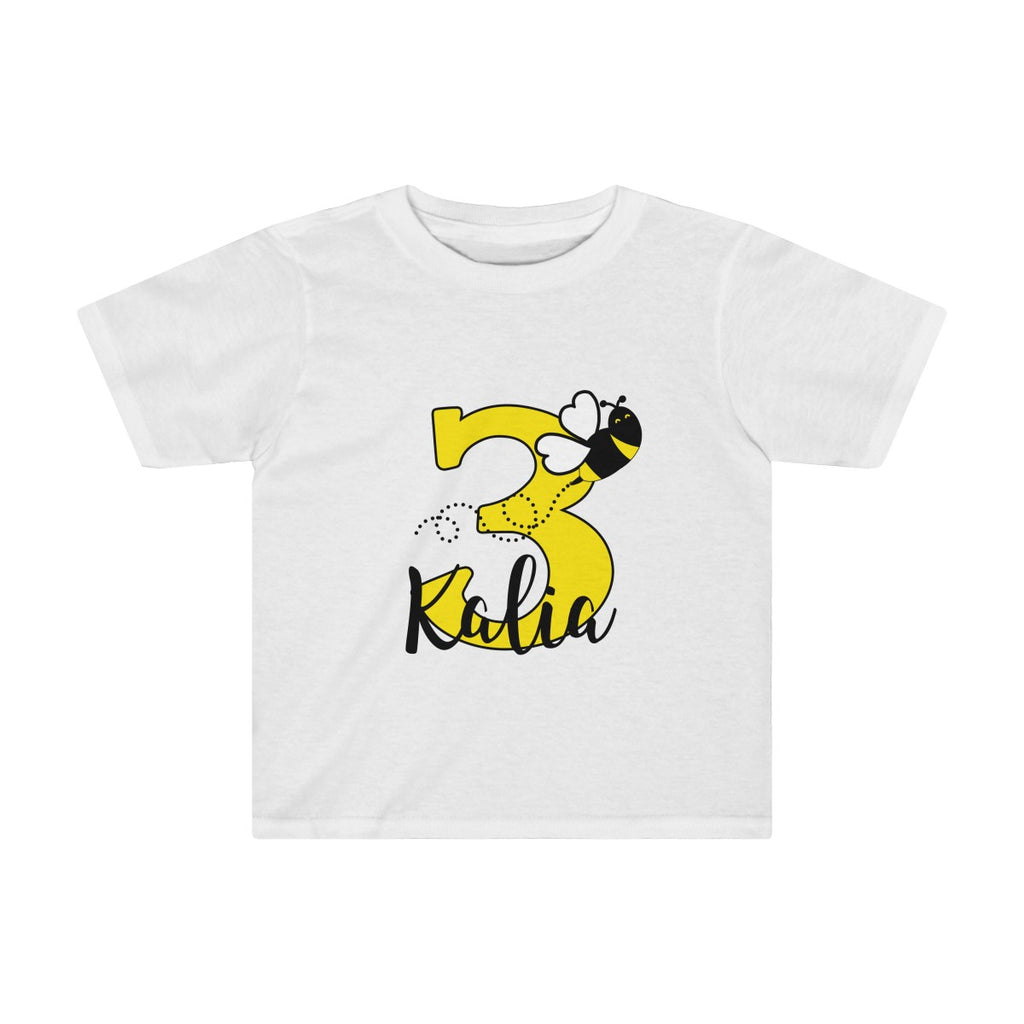 Kalia 3 Bumble Bee Kids Tee