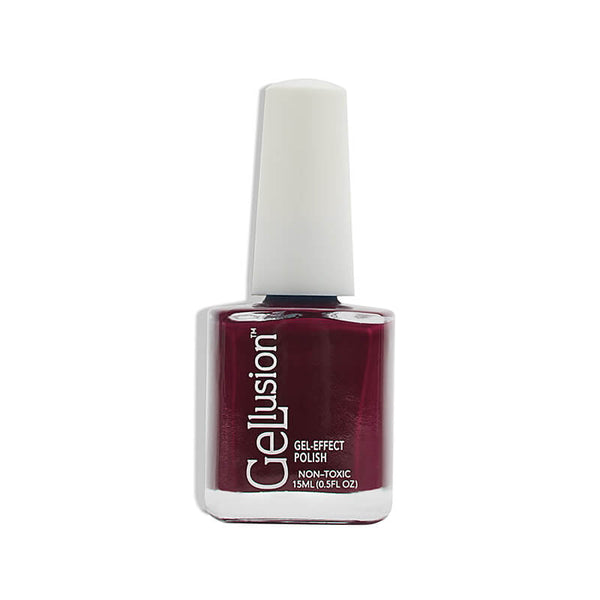 P.R.M.I.T Beauty GELlusion Nail Lacquer January (Capricorn) Red Vegan Polish
