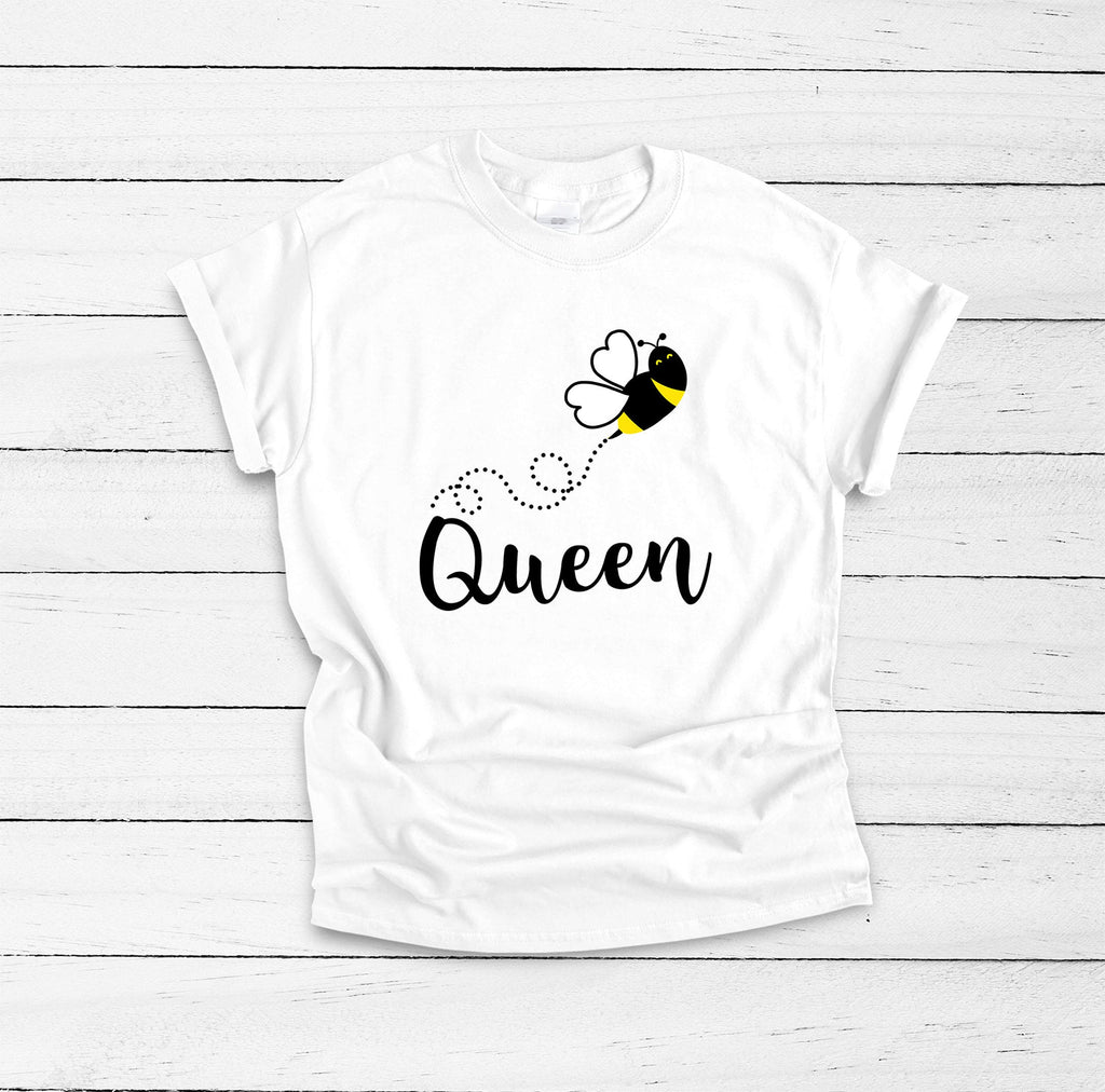 Queen Bee Shirt, Black Girl Magic Gift, Black Queen Shirt, Black Lives Matter, Black History Shirt, Black Pride Shirt, Black Women T-Shirt,
