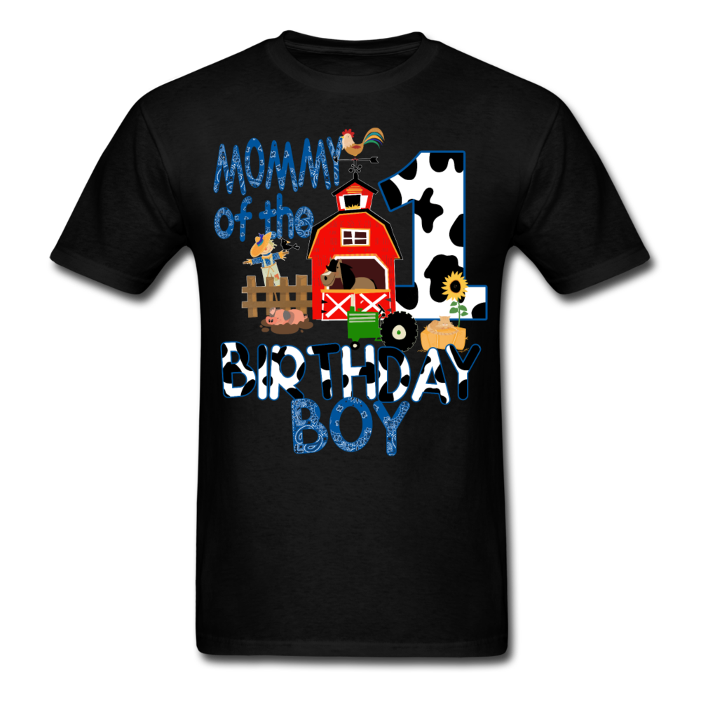Mommy Maziair Men's T-Shirt - black