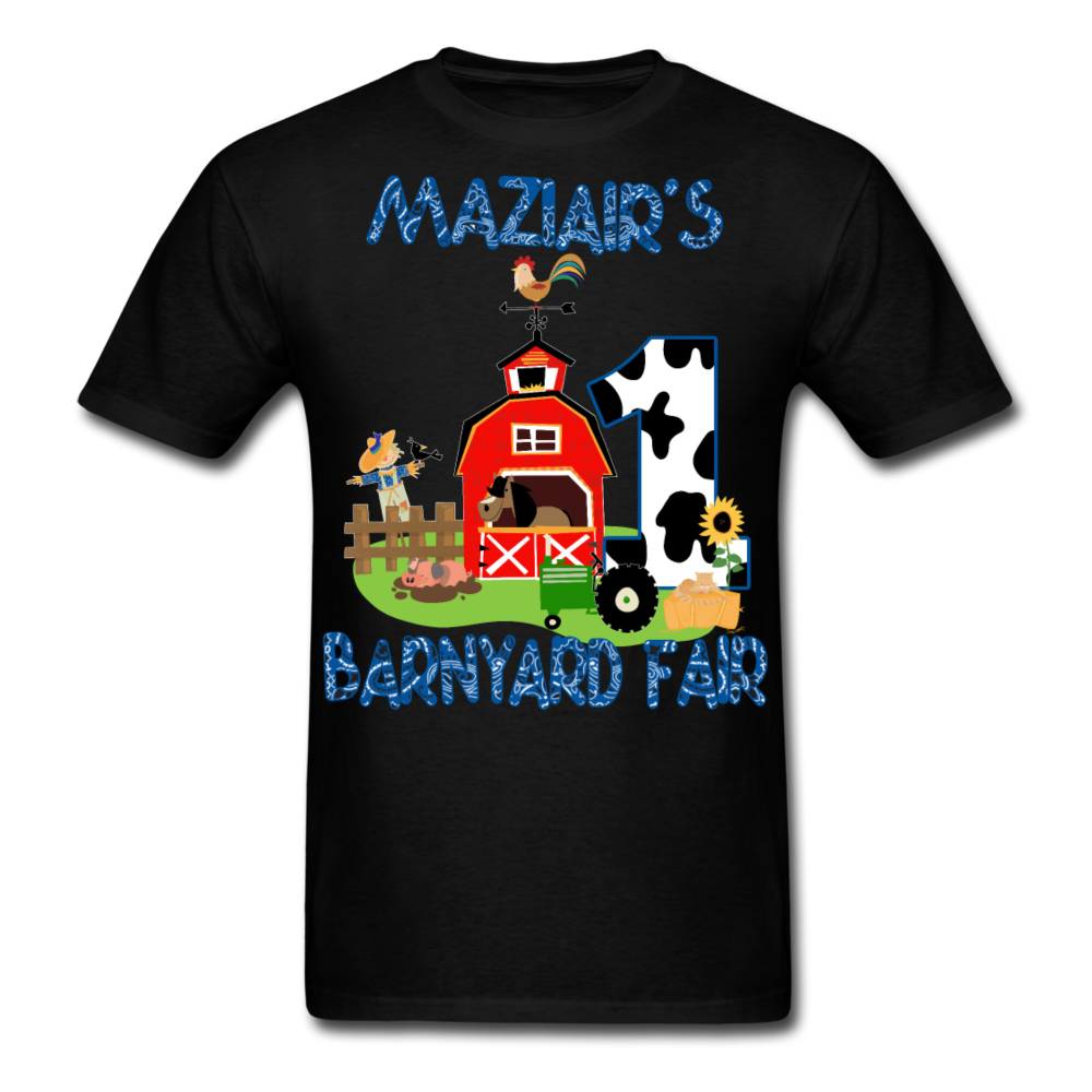 Maziair Fair T-Shirt 3930 - black