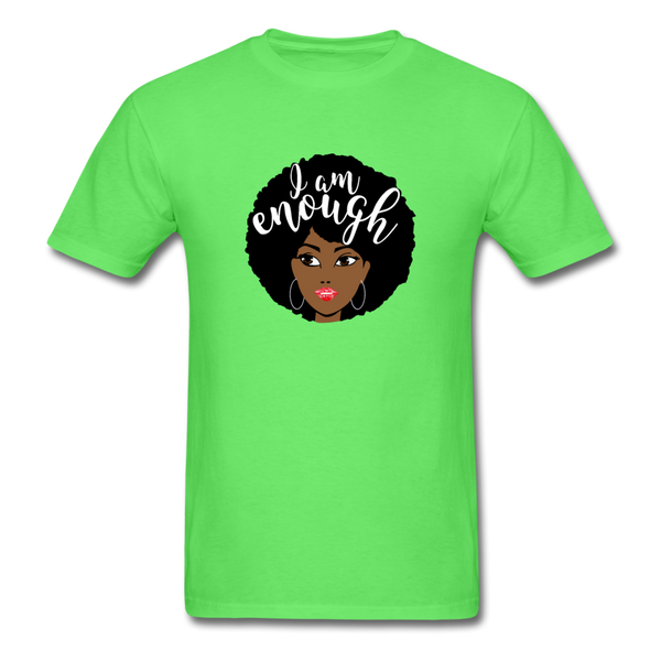 I Am Enough T-Shirt 3930 - kiwi