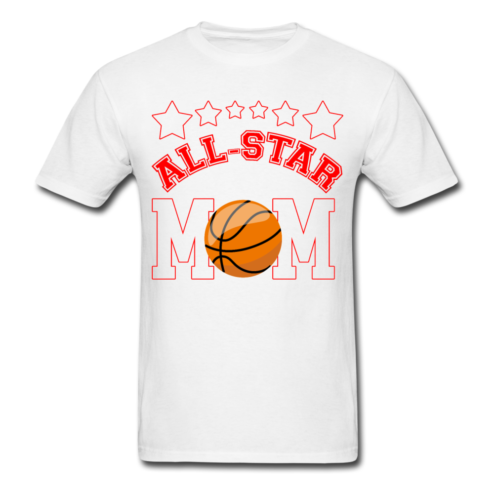 Millie Basketball T-Shirt - white