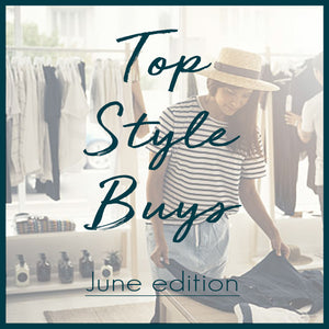 Top Style Buys - June 18 Edition
