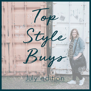 Top Style Buys - July 18 Edition