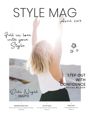 The STYLE MAG - April edition out now