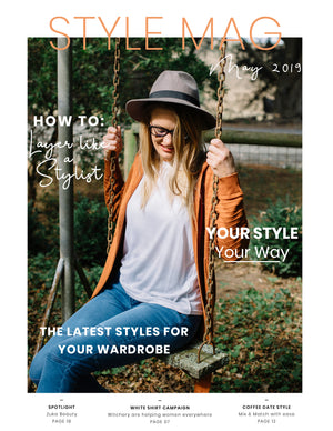 The STYLE MAG | May | Single edition