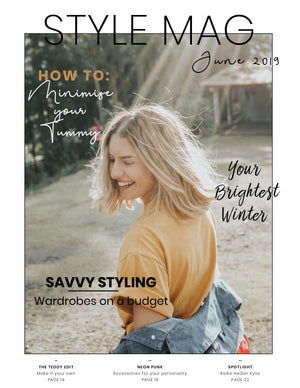 The STYLE MAG - June edition | 3 or 12 Month subscription