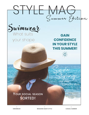 The STYLE MAG | Summer edition
