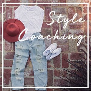 Personal Style Coaching Session | Stylist in Australia and New Zealand