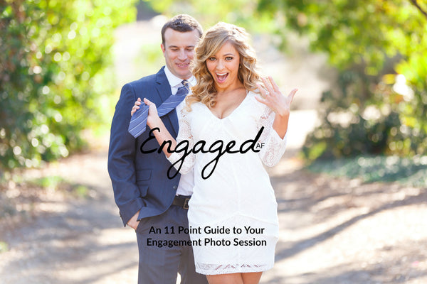 An 11 Point Guide to Your Engagement Photo Session