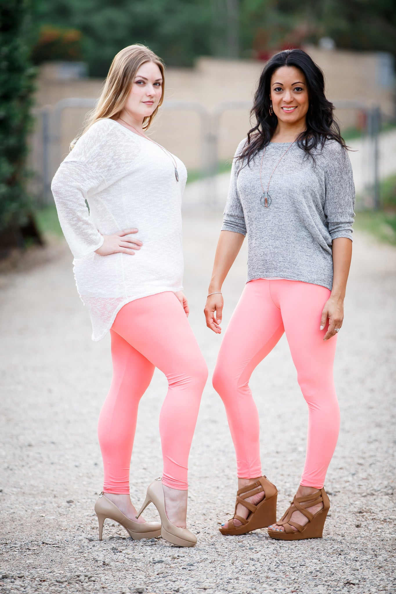 Tickled Pink Leggings