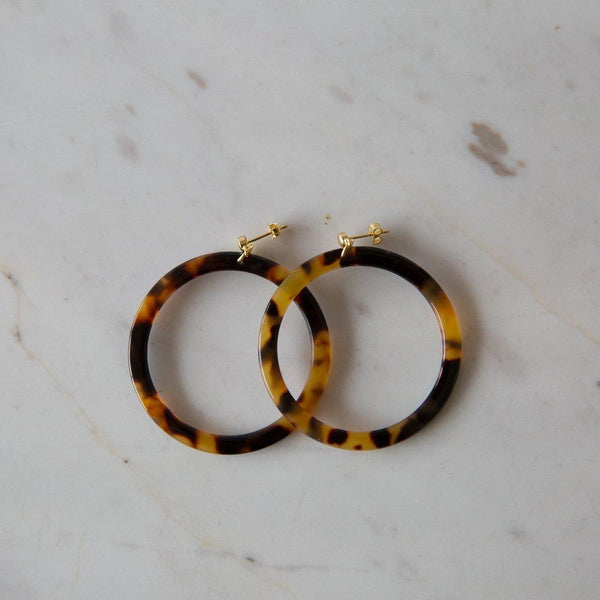 Hoop-Earrings-Dark-Tort-SOPHIE