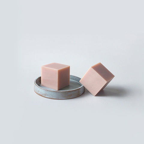 Sphaera Soap - Pomegranate Oil & Pink Clay