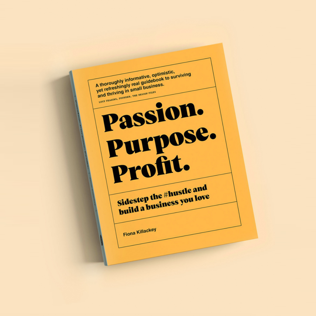 books-passion-purpose-profit