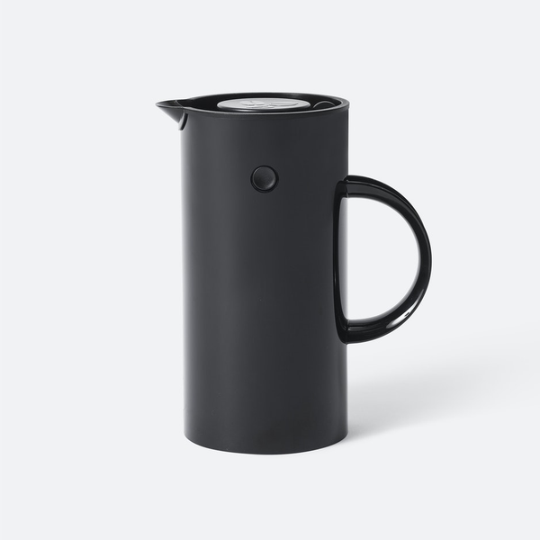 homeware-EM-stelton-french-press-coffee-maker-black