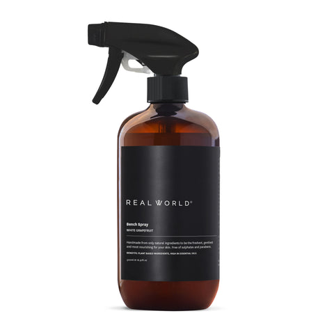 RealWorld Bench Spray - White Grapefruit