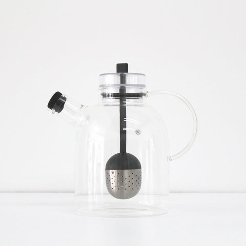 Kettle Glass Teapot by Menu