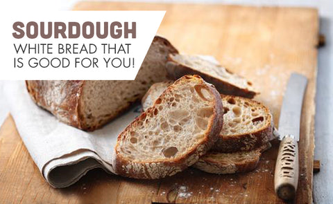 Why sourdough tastes good, and is good for you - seriously