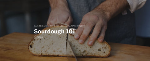 Two ways to learn how to make bread - from the maestro himself!