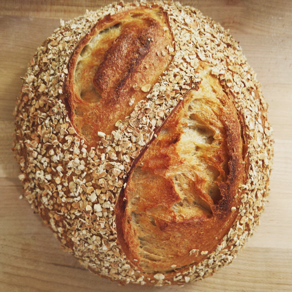 Honey Oat Levain