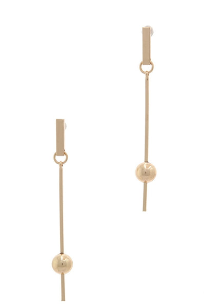 Bring me to the city Drop Earring