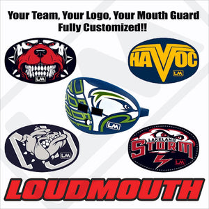 Interested in custom team mouth guards?