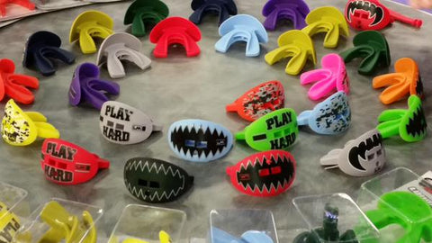 LOUDMOUTHGUARDS unveiled and ready for sale!