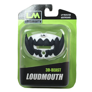 3D-BEAST-LOUDMOUTH-LOUD MOUTH GUARDS