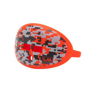 LOUDMOUTHGUARDS DIGITAL CAMO Bengal Orange 850867006352