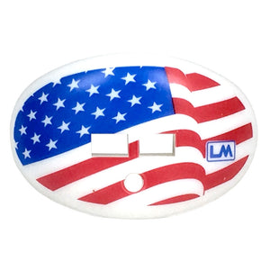 USA Flag-FANGS-LOUDMOUTH-LOUD MOUTH GUARDS