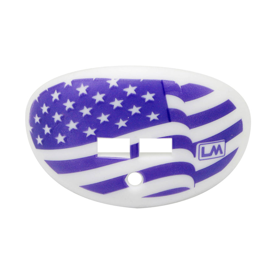 FLAGS - USA - Old Glory - Purple - 850867006802