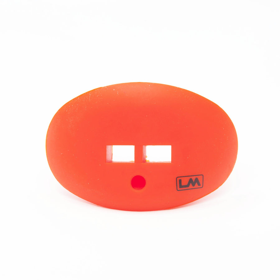 Classic Orange Football Mouthpiece