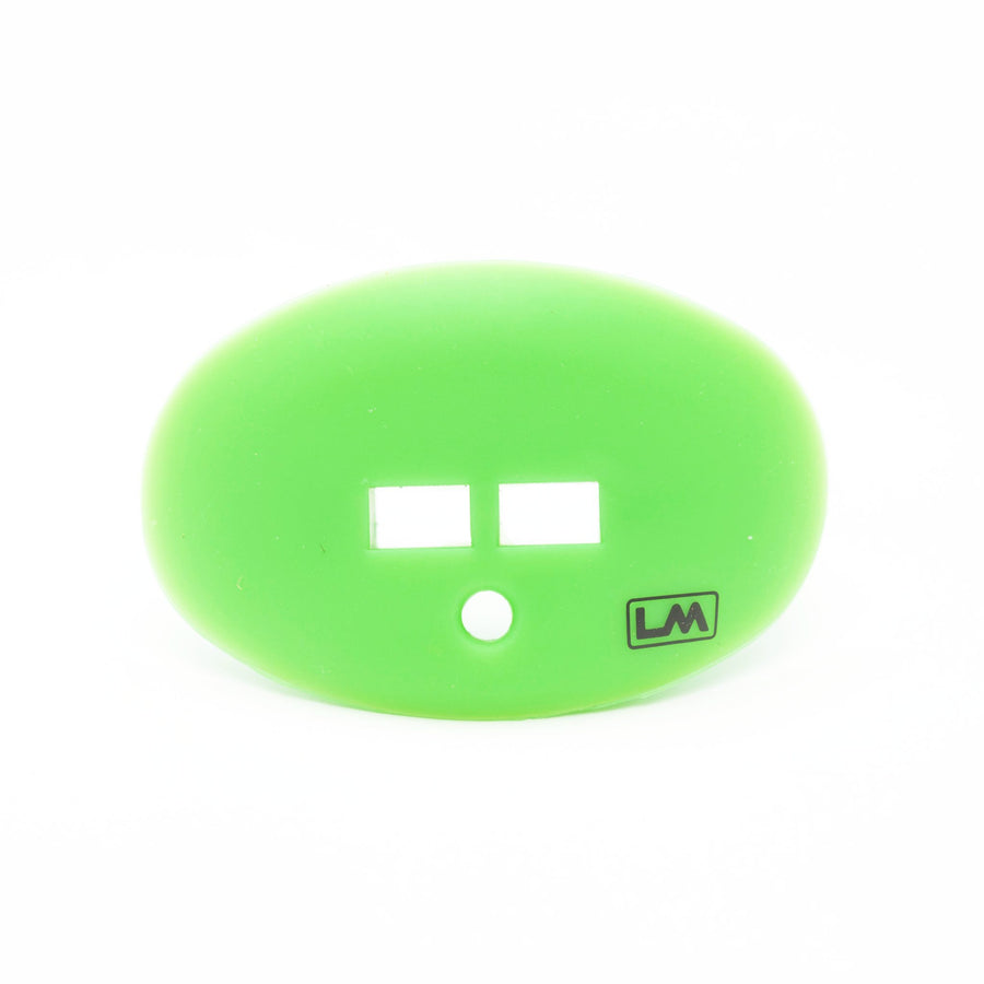 LOUDMOUTHGUARDS CLASSIC Hawk Fluorescent Green 850867006048