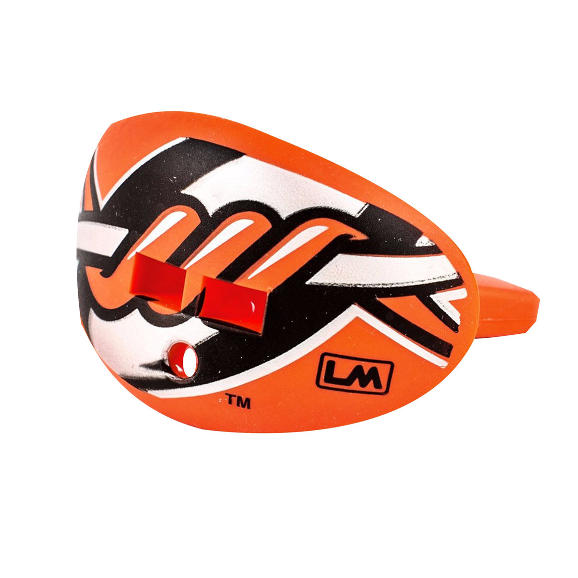 MLL - MAJOR LEAGUE LACROSSE Denver Outlaws Bengal Orange 850867006727