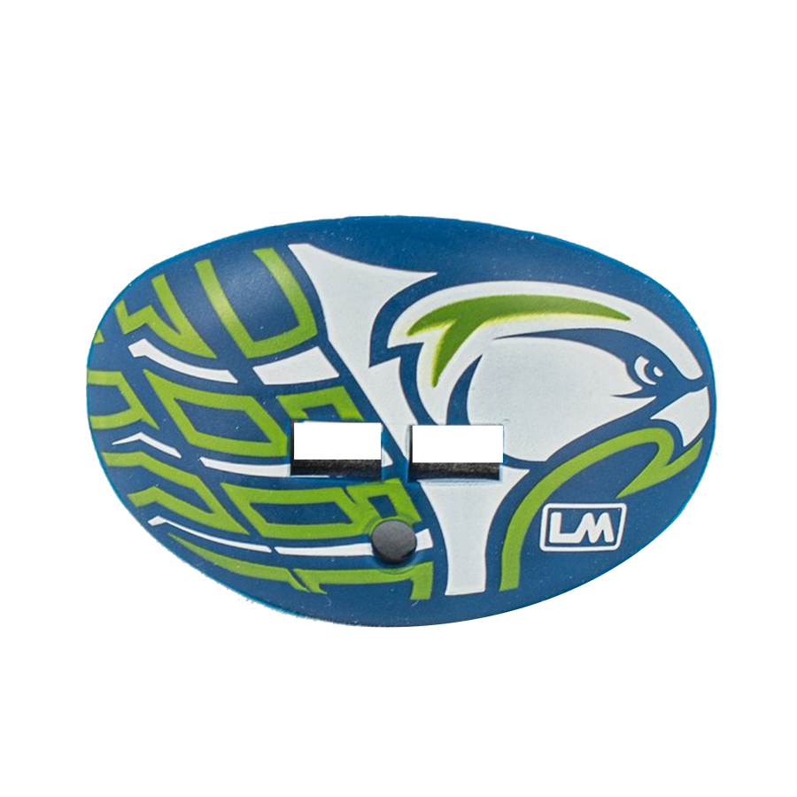MLL - MAJOR LEAGUE LACROSSE Chesapeake Bayhawks Blue 850867006734