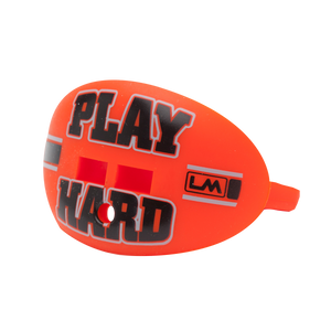 LOUDMOUTHGUARDS PLAY HARD Bengal Orange 850867006482