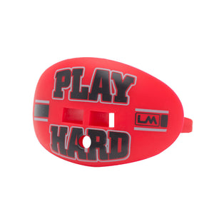 LOUDMOUTHGUARDS PLAY HARD Falcon Red 850867006444