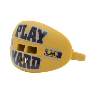 LOUDMOUTHGUARDS PLAY HARD Irish Gold 850867006420