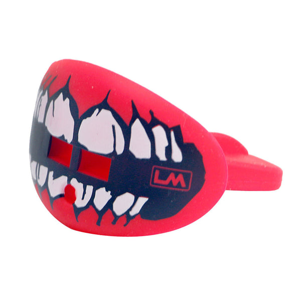 SKULL TEETH Falcon Red 850867006796