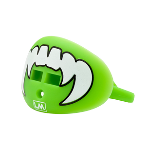 LOUDMOUTHGUARDS VAMPIRE FANGS Hawk Fluorescent Green 850867006253