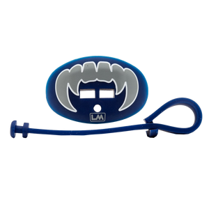 LOUDMOUTHGUARDS VAMPIRE FANGS Bronco Navy Blue 850867006543