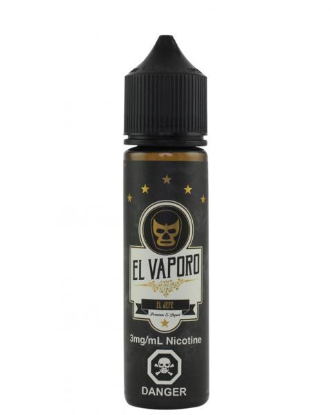 El Jefe 60ml by El Vaporo, El Vaporo - DigitalSmokeSupplies.com