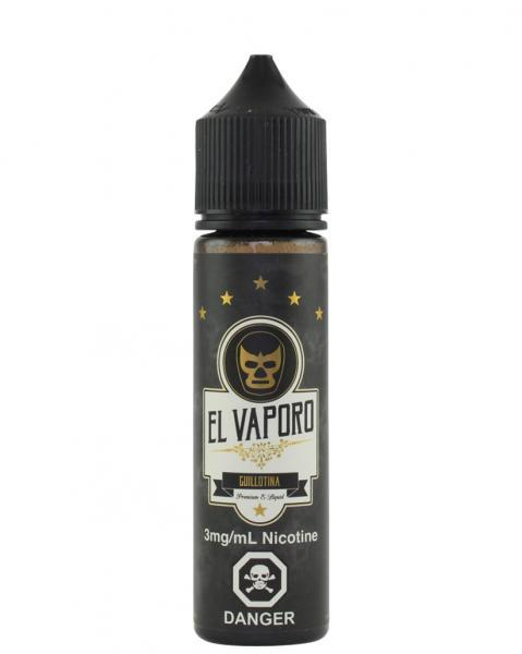 Guillotina 60ml by El Vaporo, El Vaporo - DigitalSmokeSupplies.com