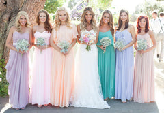 Color combos for 2017 wedding