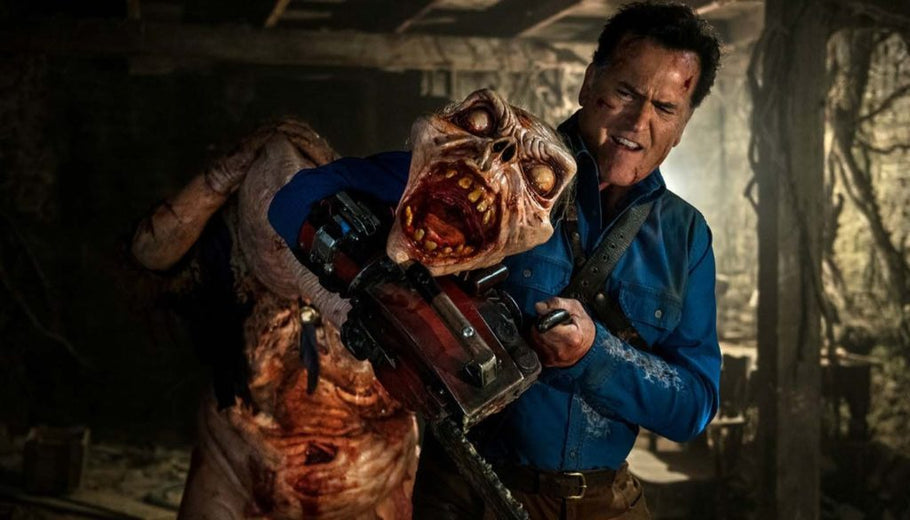 New 'Ash vs. Evil Dead' Character Helps Solve 'Army of Darkness' Mystery